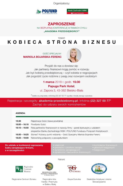 Akademia przedsiębiorcy w Bielsku-Białej